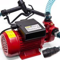 Justdeco - Superbe Pompe vidange huile moteur auto tracteur moto diesel 40 litres/minute 370 W Neuf