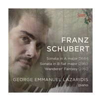 Somm - Sonates Piano D664/D960/Wanderer Fantasie D760