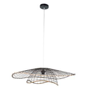 Corep suspension lanka double 80 cm pas cher achat for Suspension luminaire pas cher