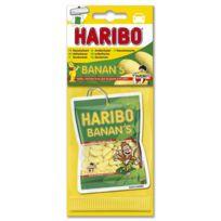 HARIBO - carte parfumée. Senteur BANAN'S