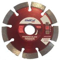 WellCut - Disque Profi Diamant Mortar Raker - Taille - Ø 115 x 22.23mm