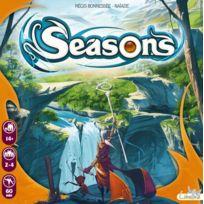 LIBELLUD - Jeux de société - Seasons