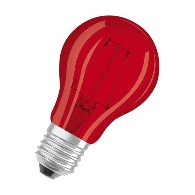 g n rique ampoule ampoule led ampoule halogene ampoule d co led standard e27 rouge pas. Black Bedroom Furniture Sets. Home Design Ideas