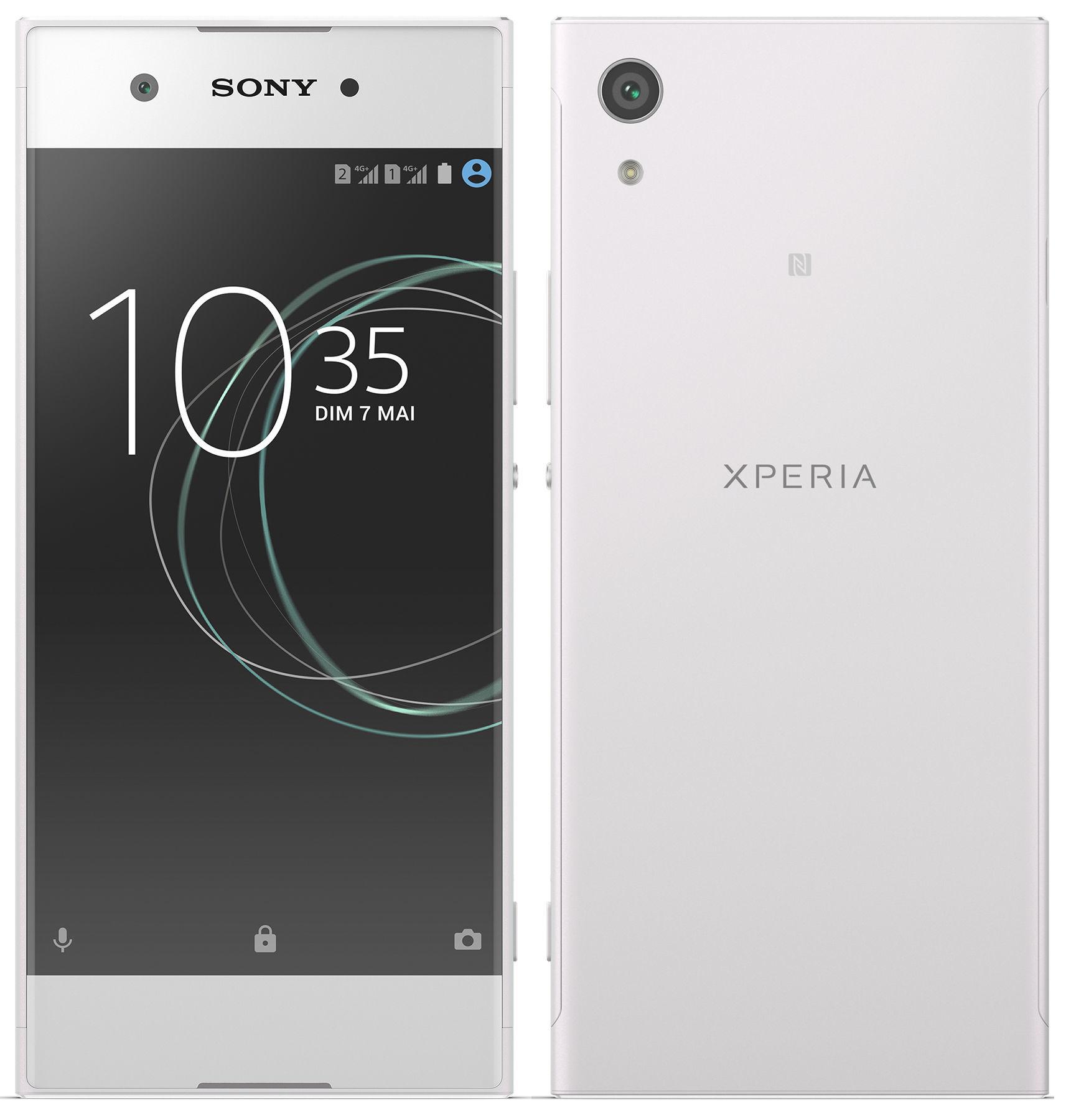 Xperia XA1 - Double SIM - Blanc