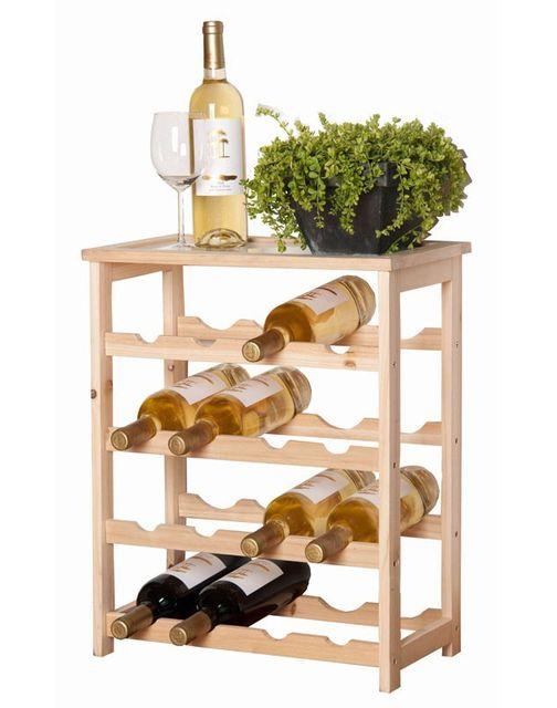 Casier A Vin 16 Bouteilles