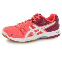 Asics - Gel Rocket 7 L rose, chaussures indoor femme