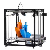 841e4e7730c Wewoo - Imprimante 3D Diy Kit Écran Tactile Double Buse Auto Cube Plein  Métal Carré Grande