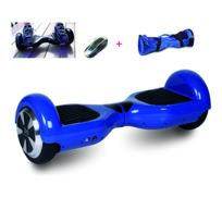 COOL AND FUN - COOL&FUN Hoverboard, Scooter électrique Auto-équilibrage,gyropode 6,5 pouces Bleu