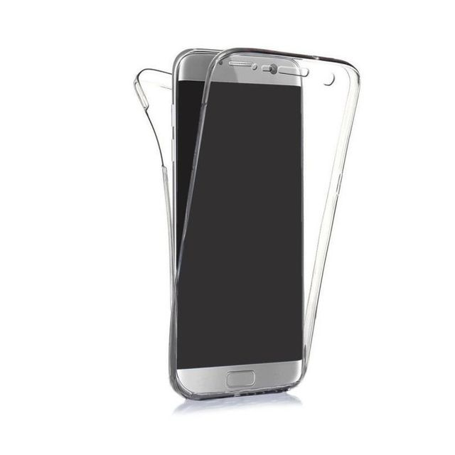 galaxy s6 edge coque silicone