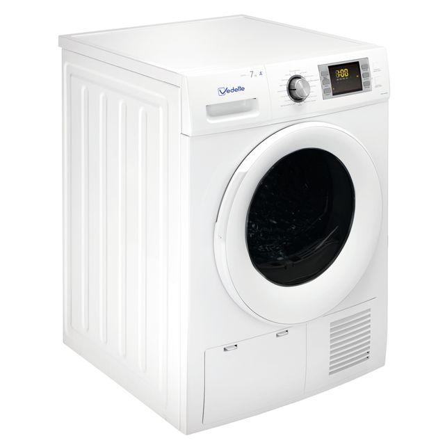 VEDETTE Sèche-linge à condensation VSF57H2DW