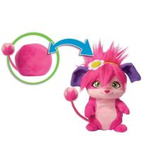 Spin Master - Popples Peluche Transformable Parlante 25 cm - Bubbles