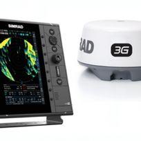 Simrad - Pack radar R2009 + Antenne Br24 3G