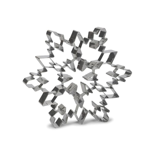 Patisse Emporte pièce en inox Flocon de neige D.19cm
