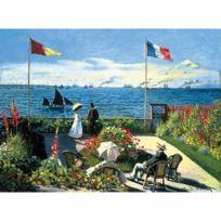 Ravensburger Spieleverlag - Puzzle 300 pièces - Monet : Terrasse à Sainte-Adresse