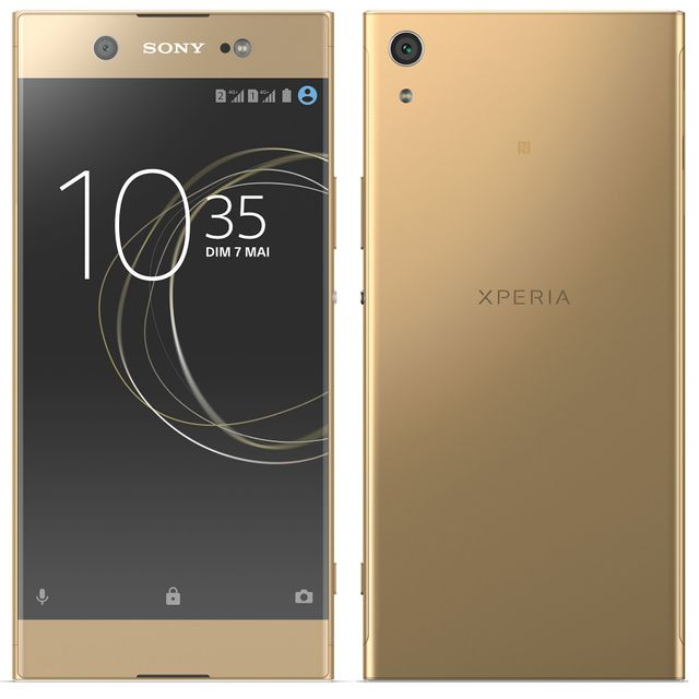 SONY Xperia XA1 Ultra - Double Sim - Or