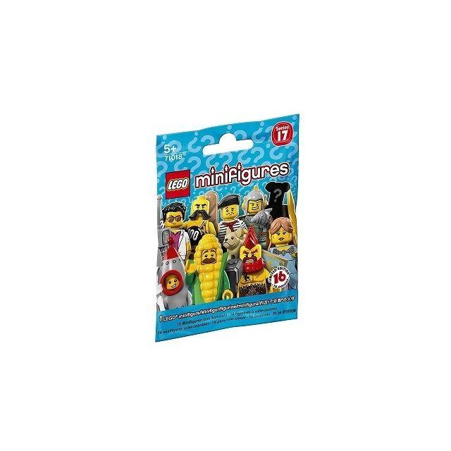 Lego - 71018 Minifigures - Série 17 sachet vendu à l'unité