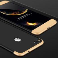 Wewoo - Coque Huawei P8 lite 2017 Pc Trois - paragraphe Shield 360 Degrés Couverture Complète Housse de Protection Arrière