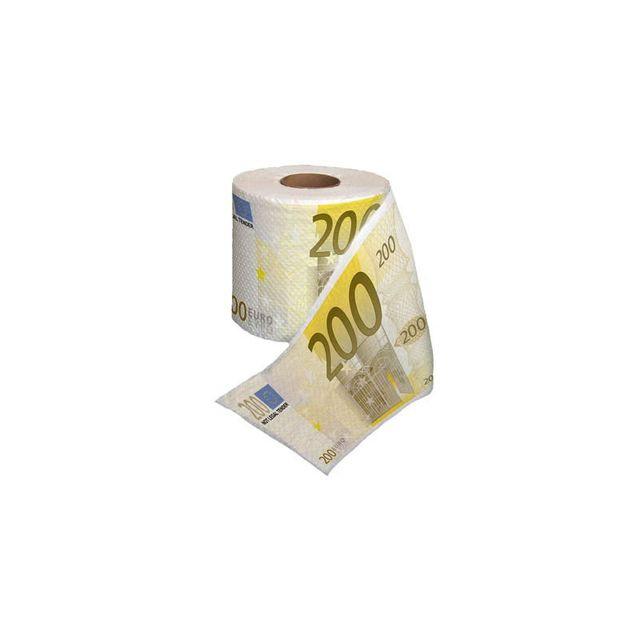 kas design papier toilette 200 euros cadeau fun et insolite pas cher achat vente objets. Black Bedroom Furniture Sets. Home Design Ideas