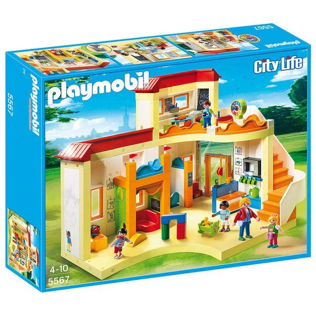 PLAYMOBIL - Garderie - 5567