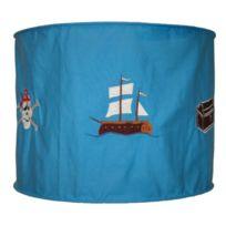 Kids Gallery - Abat-jour Enfant Tissu Pirates