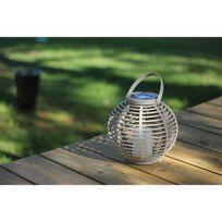 Mundus - Lanterne en plastique Ø22.5 x H20 cm - Taupe
