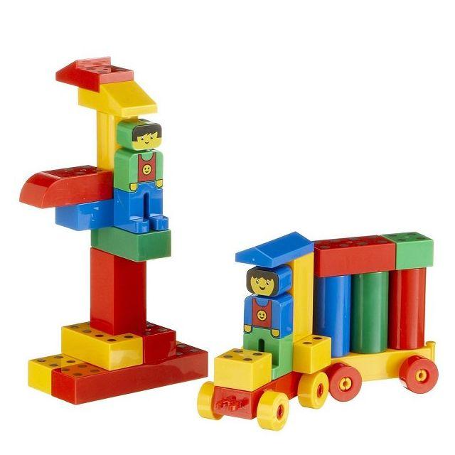 Klein Blocs de construction magnétiques Manetico 25 pièces