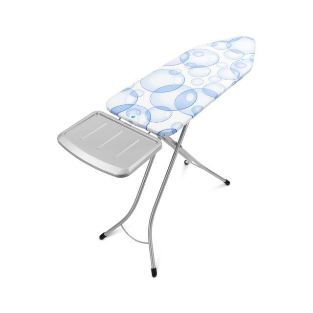 D 135x45cm Titane Ovale à Repasser Table à Repasser référence Brabantia Table à Repasser référence