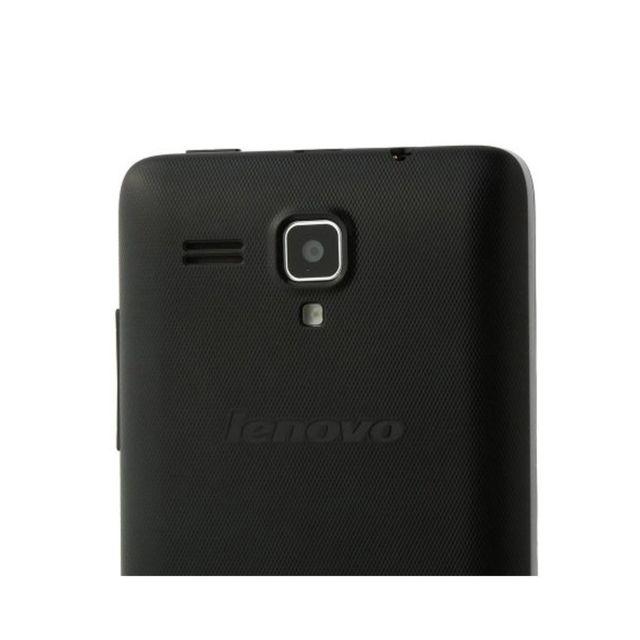 Auto-hightech smartphone 256 Mo + 256 Mo, 4.0 pouces Sc7730 Quad Core 1.2GHz, Double Sim, Réseau 3G - Noir