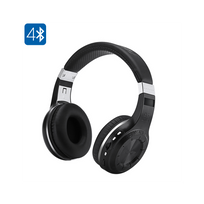 Auto-hightech - Casque Audio Bluetooth 4.1, 16 Ohm A2DP, Avrcp, Hsp, Hfp, Micros Sd, Radio Fm