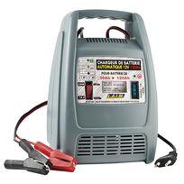 Provence Outillage - Chargeur de batterie 120 Ah automatique