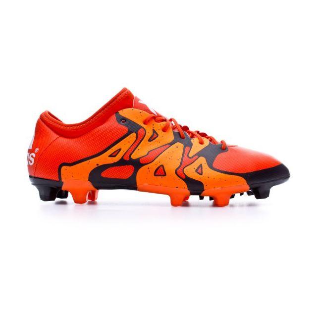 best cheap 0378c f2e97 Adidas performance - adidas X 15.2 Fg AG Bold orange