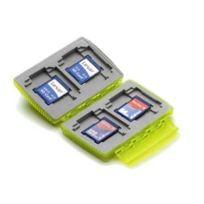Gepe - étui rigide pour cartes mémoire