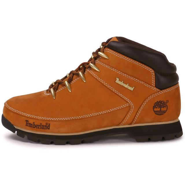 5a9f57c1bf2 Timberland - Euro Sprint Camel - pas cher Achat   Vente Boots homme ...