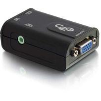CablesToGo - C2G - Convertisseur vidéo