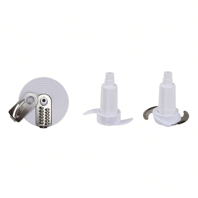 DOMOCLIP Robot multifonction 2 en 1 rose DOP165F Robot multifonction 2 en 1 - Capacité 1,5 L - Puissance de 600 W - Incluant une base 2 vitesses - Fonction pulse et 2 bols amovibles - Pieds antidérapants