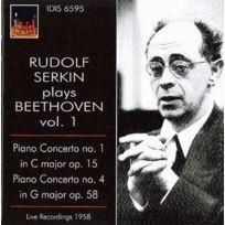 Istituto Discografico Italiano - Ludwig Van Beethoven - Concertos pour piano no. 1 et 4