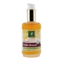 Boutique Nature - Huile végétale de Rosier muscat Bio - 50 ml