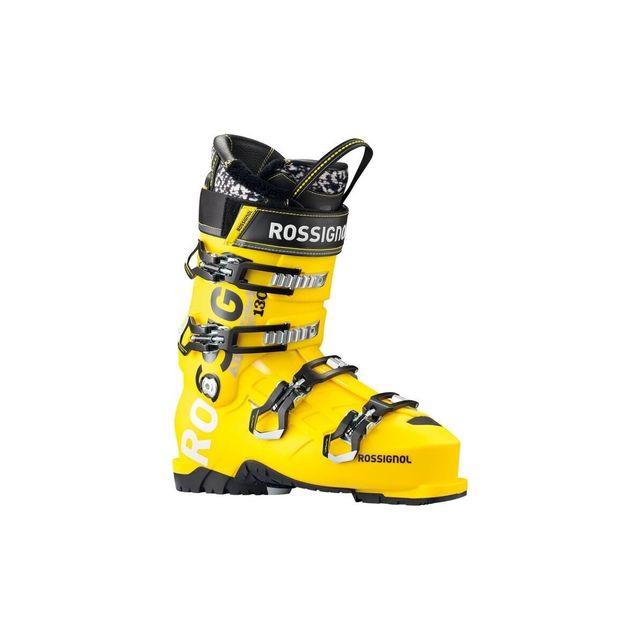 2014 De Alltrack Chaussures 130 Ski Pas Yellow Pro Rossignol F0z7qvv