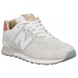new balance beige blanche