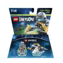 Warner Games - Figurine Lego Dimensions - Zane - Lego Ninjago