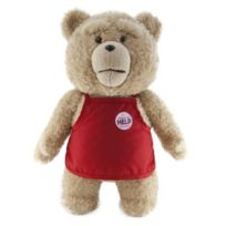 Commonwealth - Ted - Peluche Parlante In Apron 60 Cm ANGLAIS