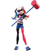Dc Super Hero Girl - Poupée Dc Girls Harley Quinn - Dlt65
