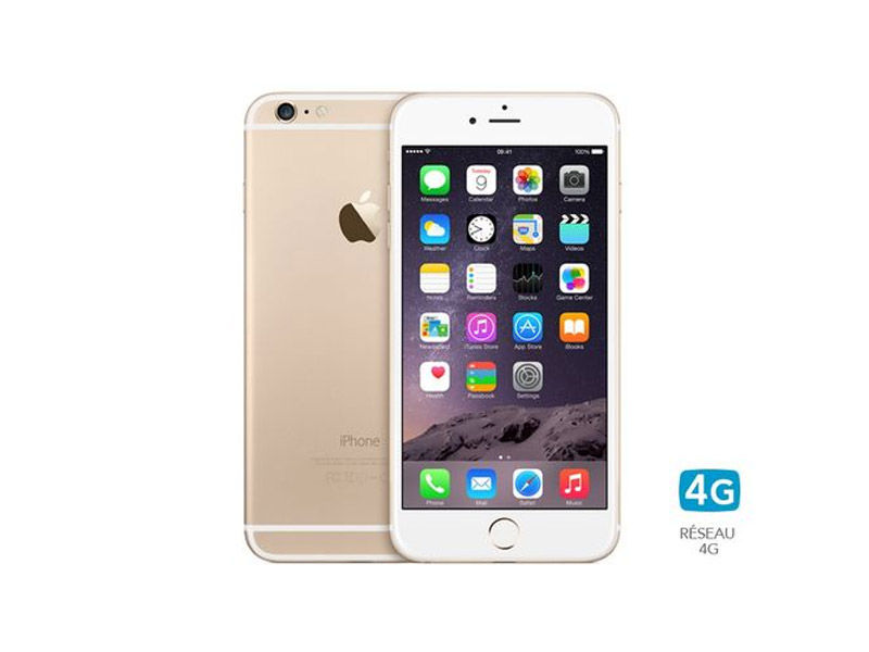 iPhone 6 - 64 Go - Or - Reconditionné