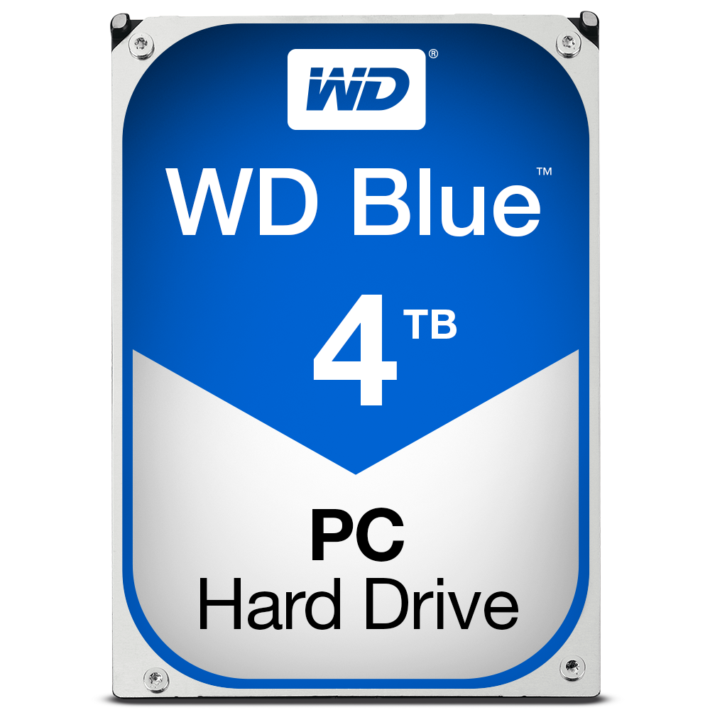 WD BLUE 4 To