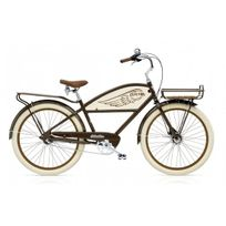 Electra - Beach Cruiser Delivery 3i 's Brown 2017