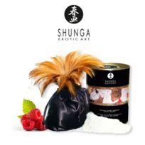Shunga - Poudre de Corps Comestible Sensation Framboise