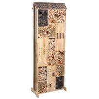 AUBRY GASPARD - Maison à insectes double face 145cm