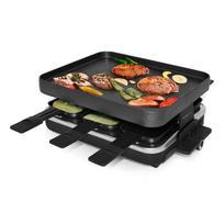 Emerio - Appareil à raclette avec gril 1 200 W Rg-103147