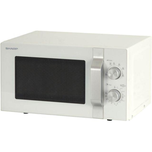 Sharp - Micro ondes monofonction r 204 ww