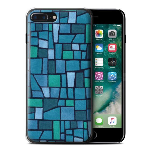 coque iphone 7 plus mosaique